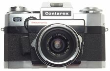 ZEISS IKON CONTAREX ELECTRONIC SLR VINTAGE FILM CAMERA DISTAGON 1:4 f=35mm LENS
