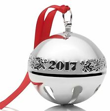 WALLACE 2017 SLEIGH BELL IN SILVER PLATE 47TH EDITION