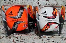 2 x Adidas Matchball Torfabrik 2015/2016 Futebol Football Ballon Soccer Pallone