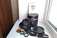Zodiak-8В 8Б 3.5/30mm Fish-Eye lens Pentacon Six for Kiev-6C 60 88CM, S/N 850328