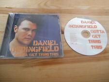 CD Pop Daniel Bedingfield - Gotta Get Thru This (12 Song) POLYDOR EMPIRE