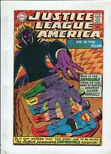 Justice League Of America #59 (8.5) This Is The Impossible Villain! 1967