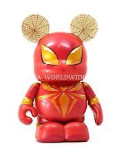 "Disney Vinylmation 2017 D23 Expo Exclusive Marvel Iron Spider  3"" Figure"
