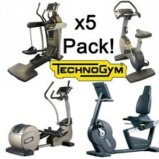 Techno Gym Package-Varios Total Body, Synchro XT's , Recumbent & Upright Bike