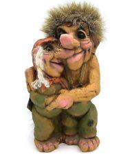 Adorable! NyForm Troll Couple #126