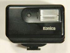 Vintage Konica HX-14 Black Auto Shoe Mount Flash for Hexar US Seller