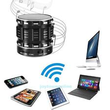 Mini Wireless Bluetooth Speaker TF USB MP3 SUPER BASS For Smartphone Tablet PC