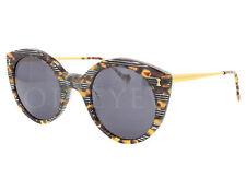 NEW Illesteva Palm Beach PB19 White Tortoise Strides Sunglasses