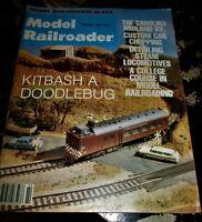 Model Railroader Magazine February 1979 Issue