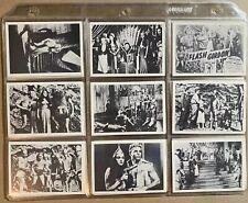 1990 Flash Gordon Set Of 36 Cards ~Set #1061 OF 5000 RARE VINTAGE