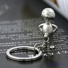 3D Creative Cute Gift Mr.P Boy Funny Metal Key Chain Keychain Key ring Fob Ring