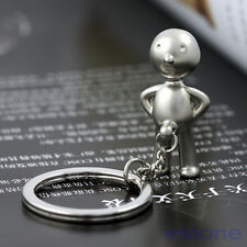 Creative Classic Mr.P Boy Keychain Key Chain Ring Key Fob funny gift