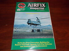RARE OLD VINTAGE AVIATION MAGAZINE AIRFIX FOR MODELLERS MODEL AIR MARCH 1983