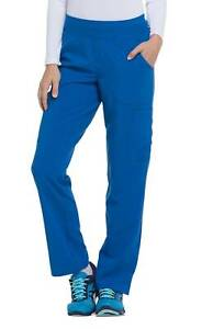 Dickies EDS Essentials Women's DK005 Pull-on Cargo Scrub Pant -NEW-FREE SHIP
