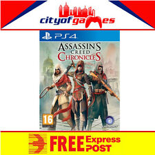 Assassins Creed Chronicles PS4 Brand New & Sealed Free Express Post