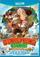 Donkey Kong Country Tropical Freeze - 2014 Action - Nintendo Wii U