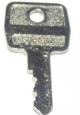 Boulton & Paul  upvc double glazed window key - KB802 replacement handle key