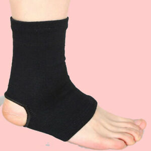 Black Adult Compression Ankle supports