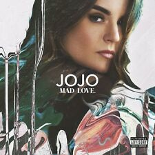 Mad Love - Jojo (2016, CD NUEVO) Explicit Version