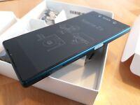 Sony Xperia Z5 32GB - Grün / simlock- und vertragsfrei / komplett foliert