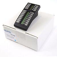 Nortel Norstar T24 Charcoal Avaya KIM Key Indicator Module - Bulk