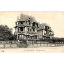 [14] Deauville - Villa Marie-Andrée.