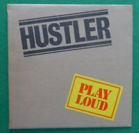 """Hustler """"Play Loud"""" Original 1975 vinyl LP A&M Firefly AMLH 33001 A1-B1"""