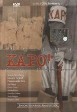 Kapo' (1959) DVD Edizione Retaurata E Rimasterizzata