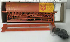 Intermountain Railway Cylindrical Grain 4-Bay Hopper Car Kit Gov. of Canada NOS