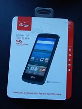 Verizon LG Optimus Zone 3 4G LTE 8GB Memory Prepaid Cell Phone Smartphone Touch