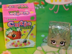 Shopkins Real Littles Glitter Brand New Cutie Puffs RL-57 Cindy Cereal