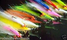 The most popular saltwater fly 6 CLOUSER MK 11 ASSORTMENT SALTWATER FLIES