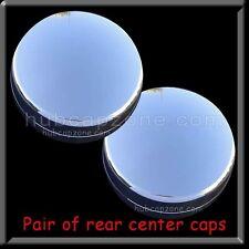 (2) 2009-2010 Dodge Ram Truck 3500 Rear Pair Wheel Hub Caps, Dually Center Caps