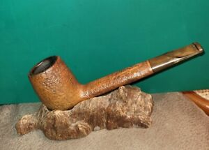 The Tinder Box Unique Lumberman Tobacco Smoking Pipe. Made in England