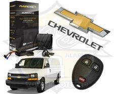 2008-2017 Chevy Express Van Plug & Play Remote Start System Chevrolet Gmc Gm10