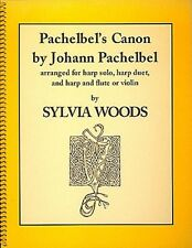Canon by Pachelbel for Harp Harp NEW 000720360