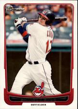 2012 Bowman Baseball #150 Shin-Soo Choo Cleveland Indians