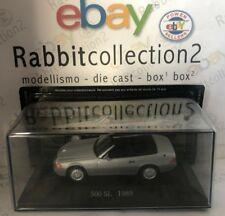 "Die Cast "" 500 Sl - 1989"" Mercedes Collection Escala 1/43 (36)"