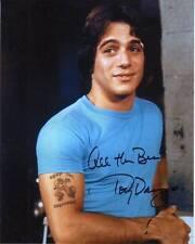 TONY DANZA Signed TAXI Photo w/ Hologram COA