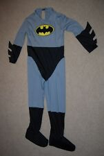 Childs Batman Dress up Costume size Medium 8/10