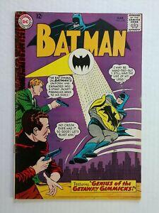 BATMAN #170! VG+ 4.5! OW PGS! NO RES!