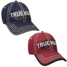 True Religion мужская текстурированная логотип TR1954 напечатано бейсбольная кепка дальнобойщика