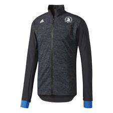Adidas 2017 Boston Marathon SUPERNOVA STORM Men's Jacket Style BK5328 XL $100