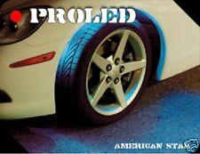 KIT LED NEON JANTE BLEU BMW E30 E92 E39 X5 Z8 M3