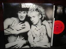 """Hugger """"Hug Her"""" LP PROMO"""