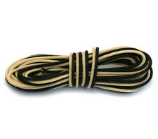 WR-CLOTH 8 Feet Of Black And White Cloth Wire For Guitar And Bass