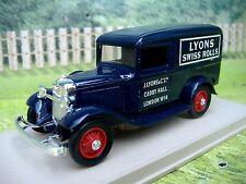 1/43 Eligor (France)  Ford V8 1934 Lyons