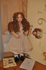 ANNETTE HIMSTEDT DOLL ESME BOXED WITH CERTIFICATE