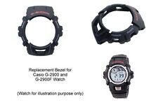 Bisel De Repuesto Original Casio parte para Casio G-2900 y G-2900F relojes
