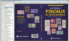 Yvert&Tellier timbres Fiscaux France Monaco Stamp Revenue Catalogue in P.D.F